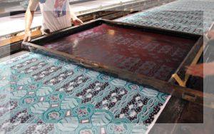 batik sablon