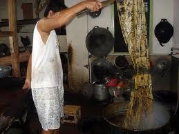 ngelorot-batik