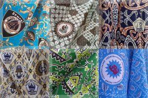 jasa pembuatan seragam batik sekolah dengan logo