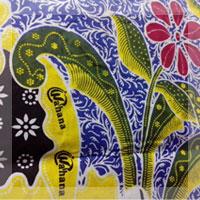 seragam batik wahana courier